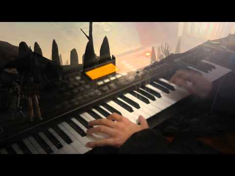 From Arena to Skyrim  All Elder Scrolls themes Piano