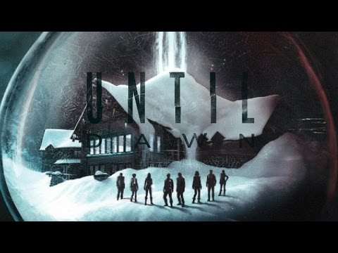 Until Dawn with little bro (Aaron Savage)