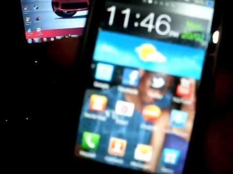 Simple Tutorials - Flashing Samsung Wave S8500 To Bada 2.0 CXLB1
