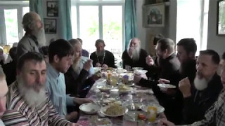 видео Трапеза (Россия-Дания)