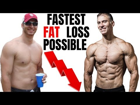 How Fast Can Fat Loss Happen