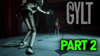 I Jump Scare Easy In Gylt! Google Stadia Exclusive- Playthrough Part 2