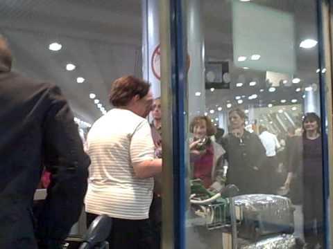 Russia Sheremetyevo International Airport