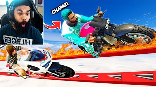 LOGGY CHALLENGE ME IN THE IMPOSSIBLE TO WIN RACE  GTA 5