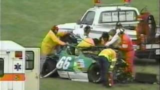 1994 ARCA 200 - Mark Thompson Flip *Live*