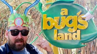 Goodbye To A Bugs Land at Disneyland / Disney California Adventure