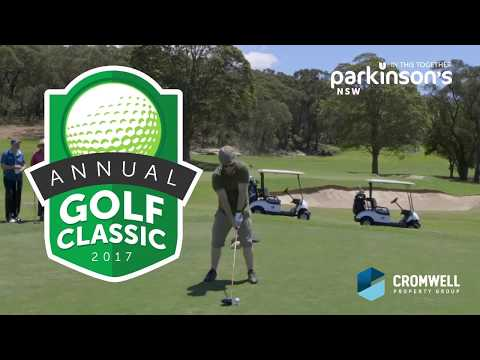 Parkinson's NSW Charity Golf Classic 2017