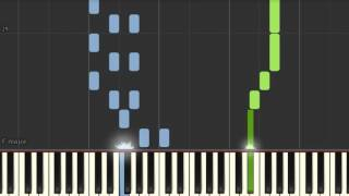 Piano tutorial: The Beatles - Hey Jude (Synthesia)