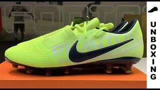 Timor Oriental Precursor fe  Nike Phantom Venom Pro AGPRO New Lights - Volt/White - YouTube