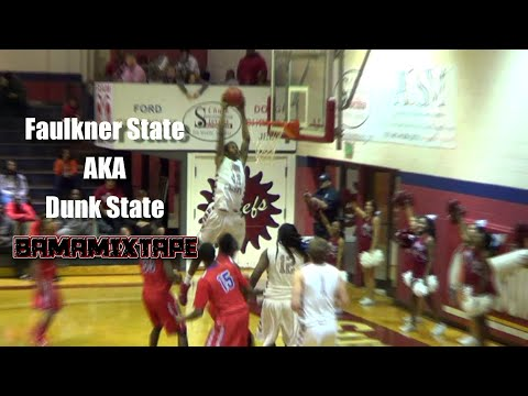 Faulkner State AKA Dunk State All Over Wallace-Selma