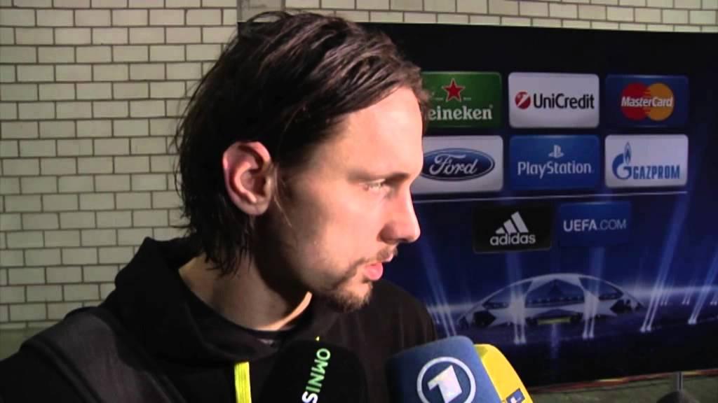 """Neven Subotic nach Arsenal-Pleite: ?Dreifach so großer Frust""""   Borussia Dortmund - FC Arsenal 0:1"""