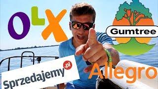 Jak uniknąć kradzieży pieniędzy na portalach typu Allegro, Olx, Gumtree, Sprzedajemy.pl itp...