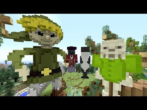 Minecraft Xbox - Hero Force Adventures - Legend Of Zelda  [14]