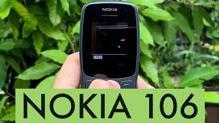 Trên tay Nokia 106 phiên bản 2018, giá 389.000 đồng