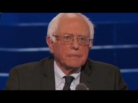 Bernie Sanders: Election is about the American people