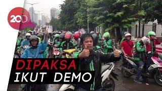 Video Demo Ojol di DPR Diwarnai Aksi Sweeping download MP3, 3GP, MP4, WEBM, AVI, FLV April 2018