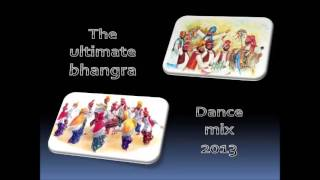 The ultimate bhangra dance mix