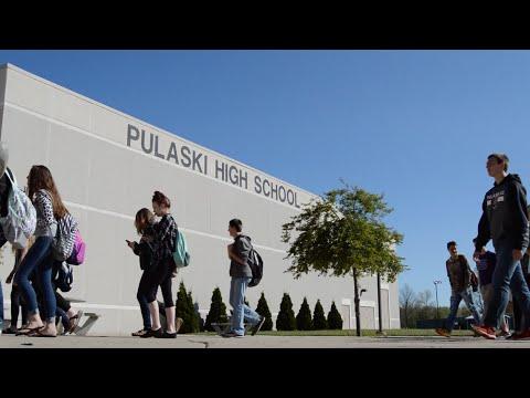 Pulaski High School Lip Dub 2016