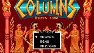 Columns- Clotho (Sega Genesis)