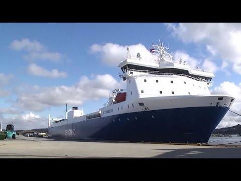 Sea-Cargo i Karmsund