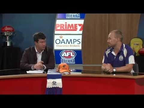 AFL Riverina TV - Mark Kruger