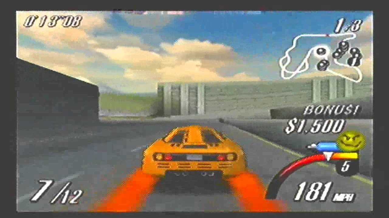 Top gear overdrive n64 gameplay part 9 youtube top gear overdrive n64 gameplay part 9 sciox Image collections