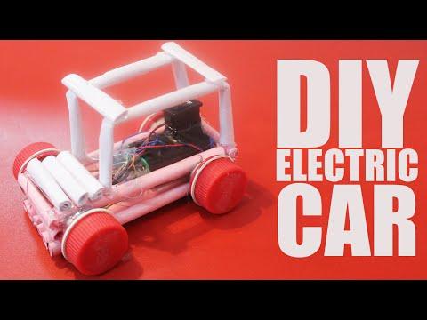 comment faire une voiture electrique voiture jouet. Black Bedroom Furniture Sets. Home Design Ideas