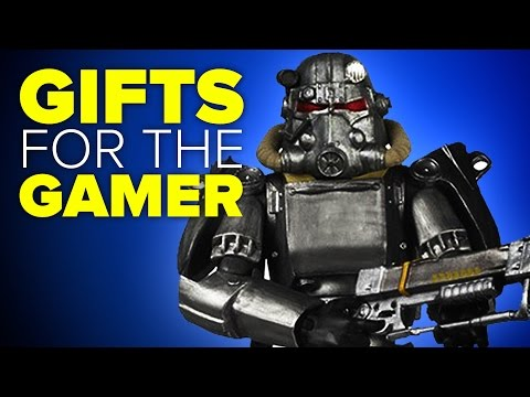Gifts for the Gamer Guide Holiday 2016