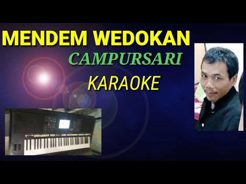 MENDEM WEDOKAN - CAK DIKIN (cover By Barno Entertainment)
