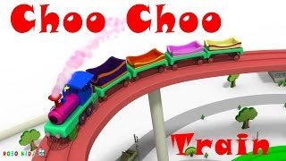 choo choo train | Choo Choo Train Cartoons for Children | toy train videos for children