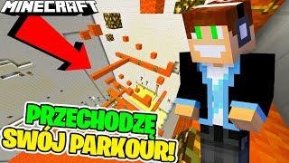 CZY PRZEJDĘ SWOJEGO PARKOURA?! | Vertez Parkour V2 | Minecraft Brodaci.net