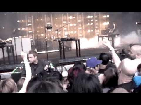 Nine Inch Nails PIGGY Santa Barbara Bowl 5-21-2009