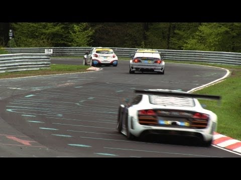 The 24 Hours of the Nürburgring: a one of a kind race!