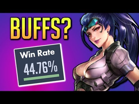 Does Widowmaker Need A Buff? (It's not that simple...) | Overwatch