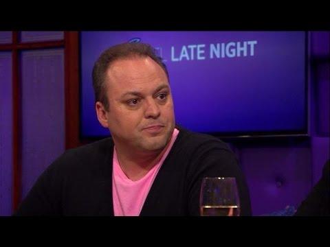 Emotioneel: Frans Bauer in tranen - RTL LATE NIGHT