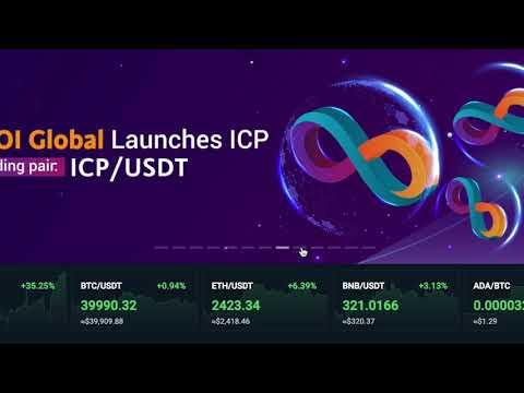 5ROI Global the next Biggest crypto exchange