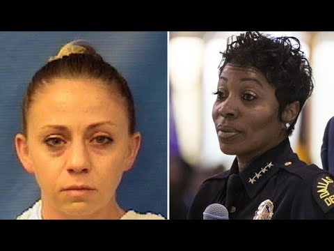 Amber Guyger Fired By Renee Hall  Botham Jean