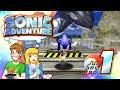 Sonic Adventure DX | Episode: 01| Enter The Blue Blur