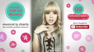 Musical.ly App BEST NEW VIDEO COMPILATION! Part 6 Top Songs / Dance / lmao Funny Battle Challenge