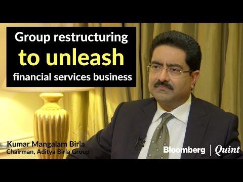 Kumar Mangalam Birla On The Restructuring Rationale