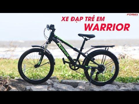 Đánh giá xe đạp trẻ em Fornix Warrior