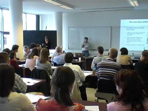 Gergely Csibra: Pedagogy as a human-specific tool for cultur