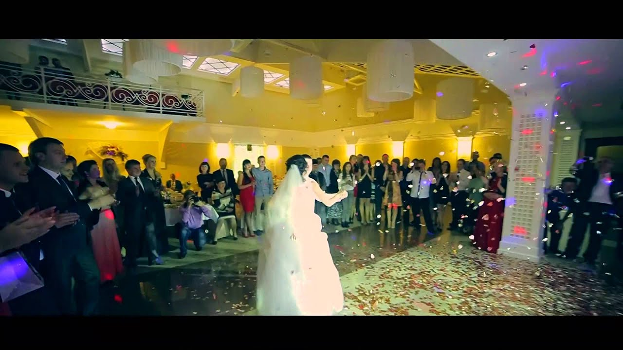 eb5a0b0cd333cc Перший танець молодят - YouTube