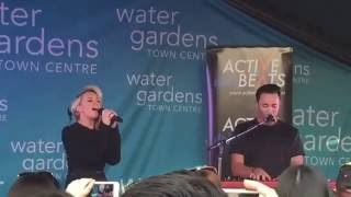 (Part 2) 17/11/16 - Samantha Jade & Cyrus - Hurt Anymore - Watergardens Town Centre - Melbourne