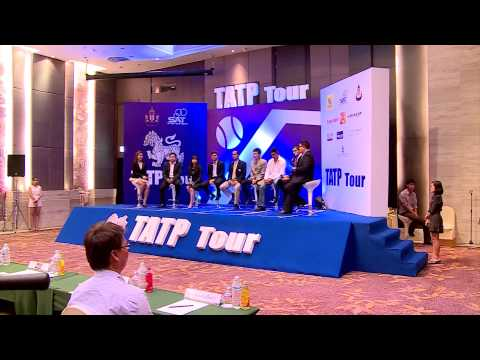 [TH ] SINGHA TATP TOUR 2014 PRESS CONFERENCE