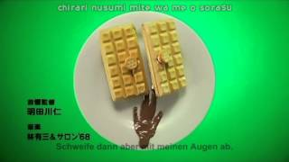 Honey and Clover I - Opening 1 [German Subs]