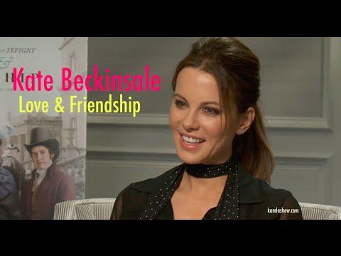 "Kate Beckinsale on ""Love & Friendship,"" Whit Stillman and Tom Bennett"