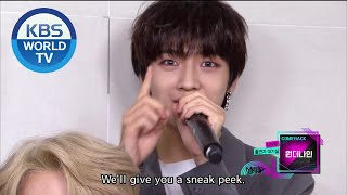 Interview with 1THE9 [Music Bank / ENG / 2020.07.24]
