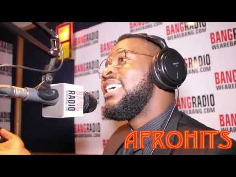 #AFROHITSONBANG INTERVIEW WITH ''Ello  Bae, Marry Me'' FALZ