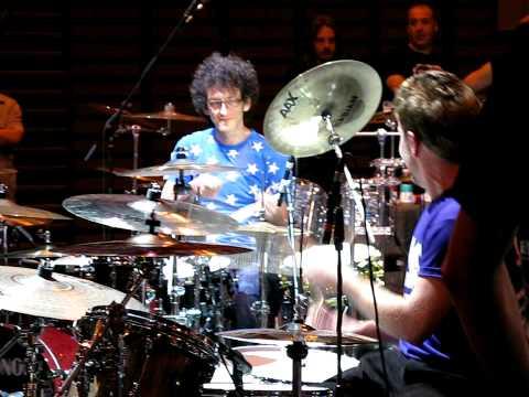 Karl Brazil & Jojo Mayer - Stick It To MS